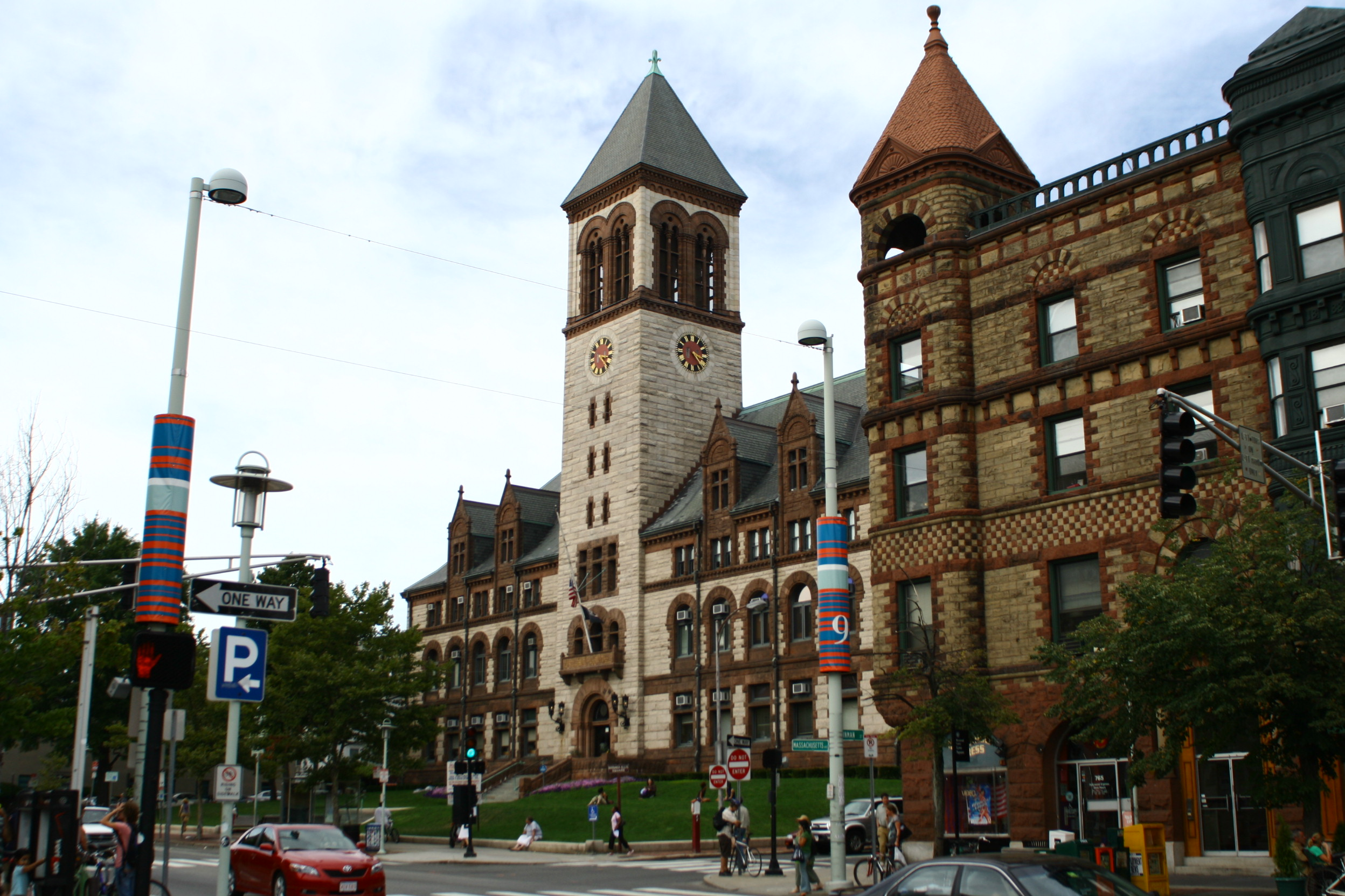 Cambridge, MA City Hall