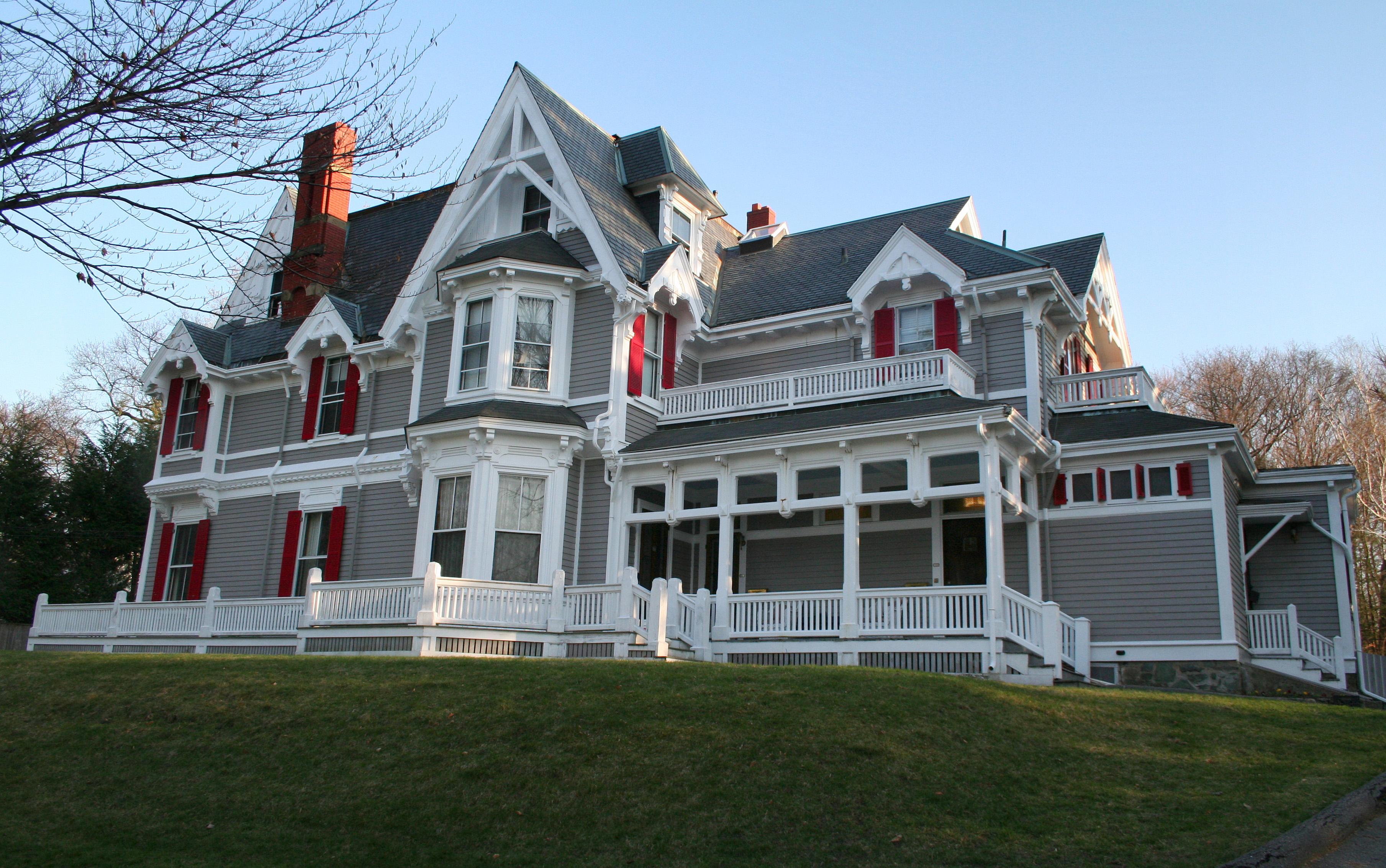 Nichols House, Newton, Massachusetts