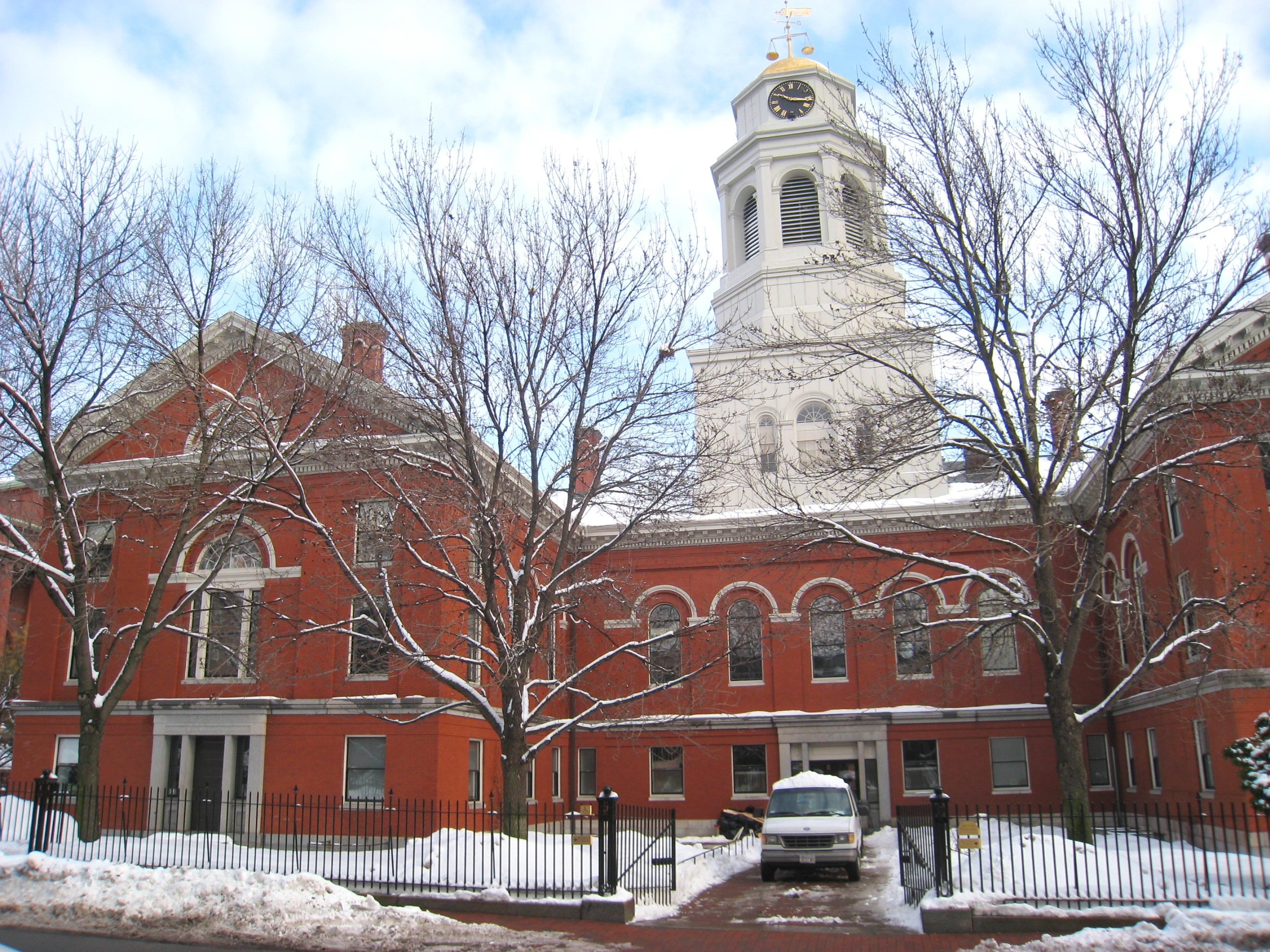 Middlesex County Courthouse, Cambridge, MA